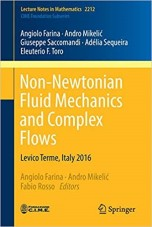 Non-Newtonian Fluid Mechanics and Complex Flows